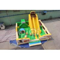 Wholesale Despicable Me inflatable Minions playground For kids from china suppliers