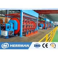 Wholesale Independent Drive Rigid Frame Strander Cable Equipment For Copper / Aluminum Conductor from china suppliers