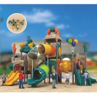 Wholesale plastic children's outdoor play equipment outside playground sets from china suppliers