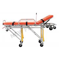 Wholesale Roll in Self Collapsible Aluminum Ambulance Stretcher Patient Transfer Stretcher from china suppliers