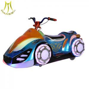 Buy cheap Hansel amusement prince motorbike electric indoor soft play item amusement motor from wholesalers