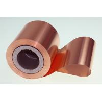 Wholesale 10 Micron High Performance Copper Foil Double Matter Side 500 - 5000 Meter Length from china suppliers