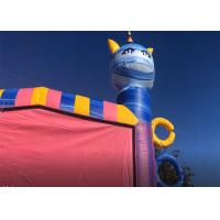 Quality Professional Colorful Inflatable Jumping Castle New Design For Young Children for sale