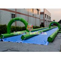 Wholesale City Inflatable Slip N Slide Double Quadruple Stitching For Reinforcement from china suppliers