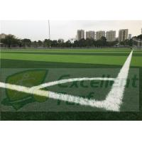 Wholesale Vivid Color Artificial Grass Projects / Fake Turf Grass With Logo Customization from china suppliers