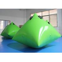 Wholesale Durable Green Inflatable Marker Buoy Different Size With Repair Kit from china suppliers
