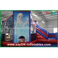 Wholesale Fairy Tale Theme Snow Kids Inflatable Bounce / Blow Up Bounce House from china suppliers