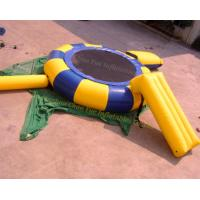 Wholesale Inflatable Jumping Water Trampoline with Water Slide (CY-M2078) from china suppliers