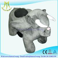 Wholesale Hansel fast profits coin operated electrical animals car for mall from china suppliers