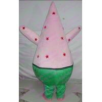 Wholesale 2011 advanced plush/light eva number 3 mascot costume from china suppliers