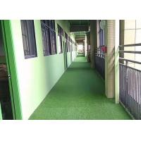 Wholesale Office / Home Fake Grass Carpet , High Abrasion Resistance Artificial Grass Mat from china suppliers