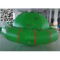 Wholesale Green Turning Ball Inflatable Water Parks Game Equipment CE Certificate from china suppliers