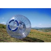 Wholesale 3m ( Outer Dia ) x 2m ( Inner dia ) 1.0mm TPU PVC or TPU Inflatable Zorb Ball from china suppliers