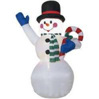 Buy cheap Inflatable Snowman from wholesalers