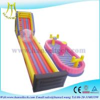 Wholesale Hansel high quality adult inflatable ball playground inflatable ball games from china suppliers