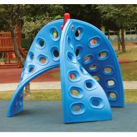 Wholesale kids gym climbing toys plastic climbing wall from china suppliers