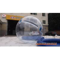 Wholesale Pvc / Tpu Inflatable Water Ball Jumbo Bouncing Jumping Ball Aqua Water Leisure Park from china suppliers