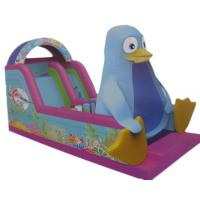 Wholesale Penguin Inflatable slide from china suppliers