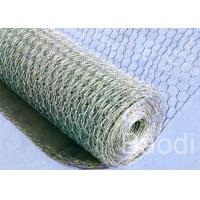 Wholesale Poultry Fencing Chicken Wire Fence Panels , Electric Zinc Coating Chicken Wire Cage from china suppliers
