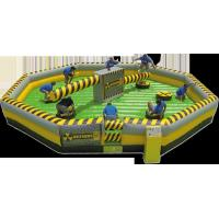 Wholesale meltdown inflatable game for adults from china suppliers