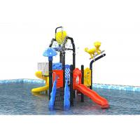 Wholesale Anti Static Outside Play Equipment , Kids Climbing Outdoor Water Play Equipment from china suppliers