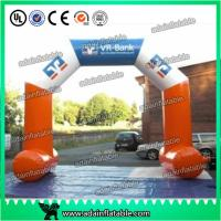 Wholesale Customized Sports Advertising PVC Inflatable Arch/Inflatable Start Arch from china suppliers