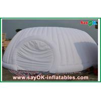 China Oxford Cloth Inflatable Air Tent , Diameter 5m Air Tent For Camping on sale
