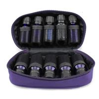Travel Cosmetic Storage Box For Essential Oils 7.3 X 4.8 X 1.6 Inches