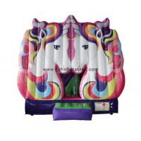 Buy cheap Inflatable Bouncy Jumping Castles , Inflatable Slide Castles Inflatable Combo from wholesalers