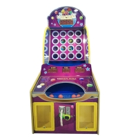 Wholesale Children Video Arcade Pitching Coin Operated Game Machine from china suppliers