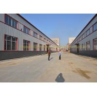 Wholesale Light Workshop Steel Structure Garage Prefabricated Warehouse Buildings from china suppliers