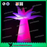 Wholesale 3M Festival Events Hotel Decoration Inflatable Flower Tree With LED Light from china suppliers
