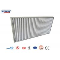 Wholesale HVAC System Synthetic G3 G4 Pleated Panel Air Filters Cleanroom Solutions from china suppliers