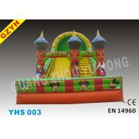 Wholesale Huge Commercial Inflatable Water Slides YHS-003 with 1000D PVC Tarpaulin from china suppliers