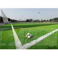 Buy cheap 5/8 Inch Gauge Artificial Grass Projects / Synthetic Putting Green Turf from wholesalers