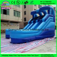 Wholesale Top Quality 0.55mm pvc inflatable bouncer for sale,adult bouncy castle,adult bounce house from china suppliers