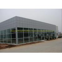 Frame Steel Structure Multi Storey Pre Engineered Steel Buildings For Project