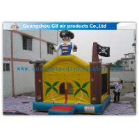 Wholesale Pirate Inflatable Bouncer Air Inflatable Bouncy Castle Made Of Pvc Tarpaulin from china suppliers