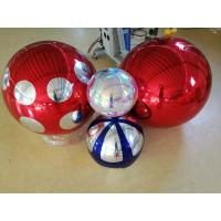 Wholesale Commercial Silver PVC Inflatable Mirror Ball For Disco Party Decorations from china suppliers