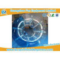 Wholesale Crazy Inflatable Body Zorb Ball / Inflatable Human Hamster Ball For Commercial Events from china suppliers