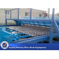 Wholesale Easy Operation Crimped Wire Mesh Machine , PVC Coated Wire Welding Machine from china suppliers