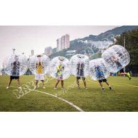 Wholesale Transparent Bubble Soccer,bubble football,bumper ball from china suppliers