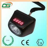 Wholesale Industrial Wireless 1 Watt Caving Headlamp , Cordless Mining Lights High Power from china suppliers