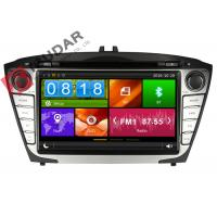 Wholesale Steering Wheel Control Hyundai Ix35 Dvd Player , In Dash Car Entertainment System from china suppliers