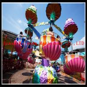China european standard Fairgound jellyfish outdoor park amusement swing ride on sale