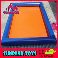 Wholesale P-087 Children Inflatable Pool PVC Swimming Pool from china suppliers