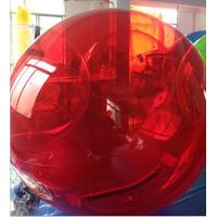 Quality Exciting Inflatable Walking On Water Bubble Ball  For Water Pool Roll Inside for sale