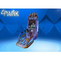 Wholesale 230W Commercial Skate Simulator , Scooter Speed Race Online Competition Game Machine from china suppliers