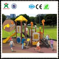 Wholesale China Galvanized Steel Pipe Outdoor Playground Supplier QX-006B from china suppliers