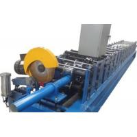 Wholesale Full Automatic Downspout Roll Forming Machine With 0 - 15m / Min Forming Speed from china suppliers
